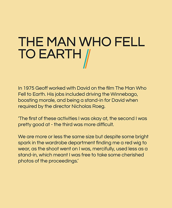 Text panel 6: The Man Who Fell to Earth